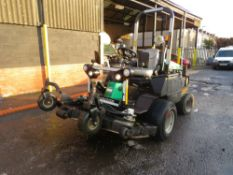 12 reg RANSOME HR300 RIDE ON MOWER (DIRECT COUNCIL) 1ST REG 06/12, 4637 HOURS, V5 HERE, 1 OWNER FROM