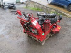 FERRIS ROTARY MOWER WITH BROKEN AXLE (DIRECT COUNCIL) (NO KEYS) [+ VAT]