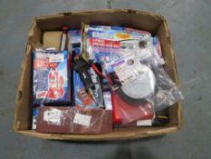 ASSORTED BOX OF CLARKS TOOLS [NO VAT]