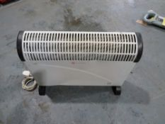 2KW 240V CONVECTOR HEATER (DIRECT HIRE CO) [+ VAT]