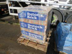 PACK IBSTOCK FACING BRICKS (5) [+ VAT]