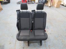 BRAND NEW TRANSIT DOUBLE SEAT (DIRECT COUNCIL) [+ VAT]