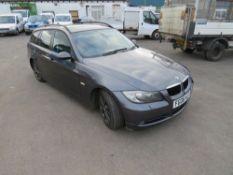 06 reg BMW 320D SE TOURING ESTATE, 1ST REG 04/06, TEST 10/21, 189018M, V5 HERE, 2 FORMER KEEPERS [NO