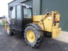 1999 CAT TH63 TELEPORTER (LOCATION SHEFFIELD) 5612 HOURS (RING FOR COLLECTION DETAILS) [+ VAT]