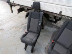 BRAND NEW TRANSIT SINGLE SEAT (DIRECT COUNCIL) [+ VAT]