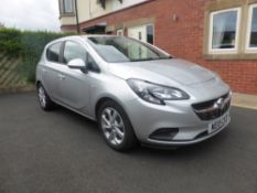19 reg VAUXHALL CORSA 1.4 SPORT (LOCATION PADIHAM) ALLOYS, APP CONNECT, BLUETOOTH, USB AUX, MULTI
