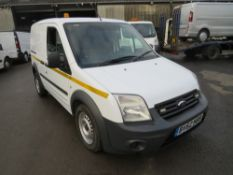 62 reg FORD TRANSIT CONNECT 110 T200 SWB, 1ST REG 10/12, 75593M WARRANTED, V5 HERE, 1 OWNER FROM NEW