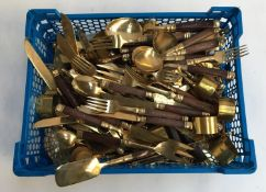 A large quantity of 'The Royal Siam Bronze Collection' flatware