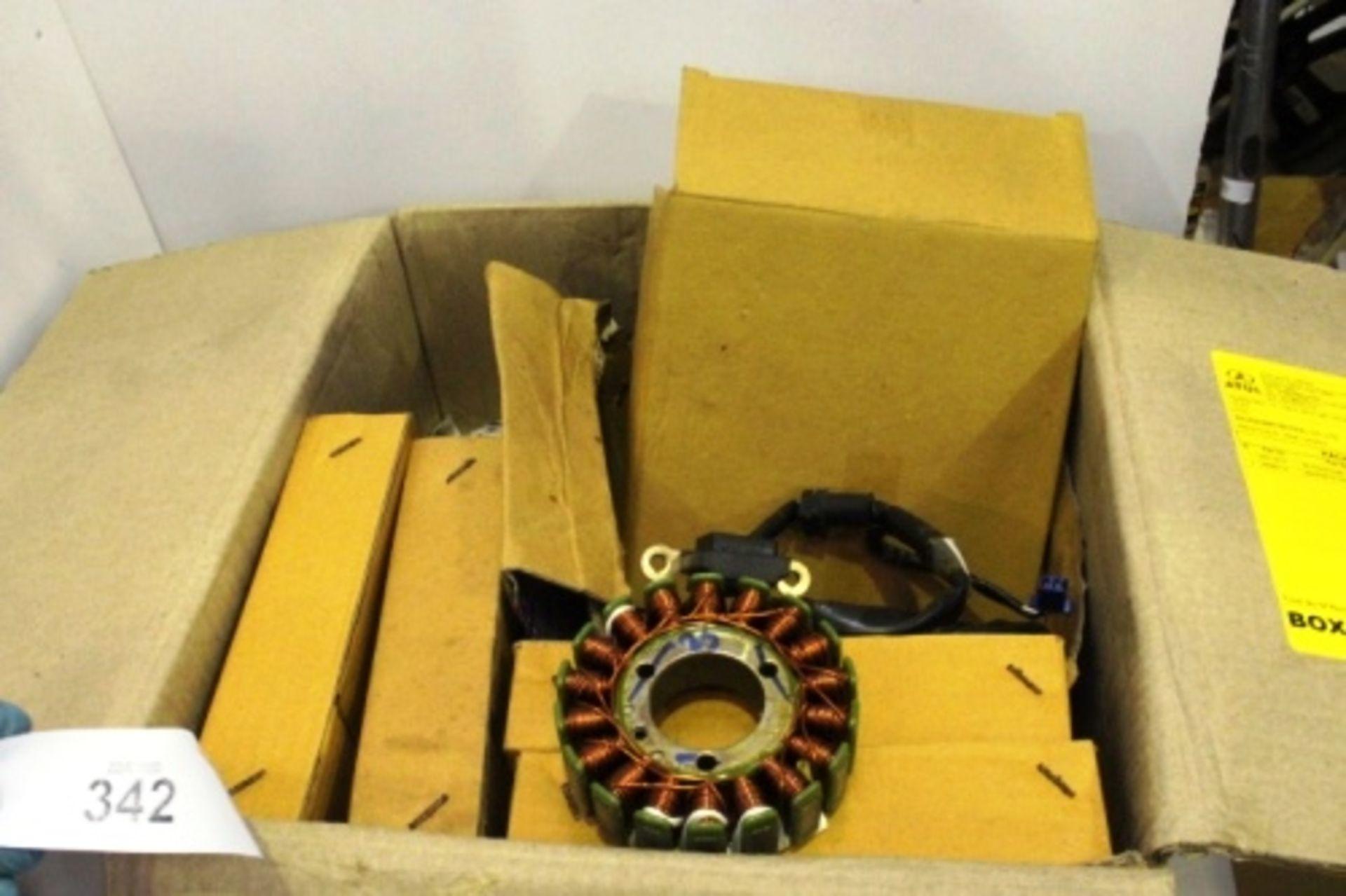 Lot 342 - 1 x Atul magneto assembly 36080137, kit Woodrough keys, magneto rotor holder, magneto puller -