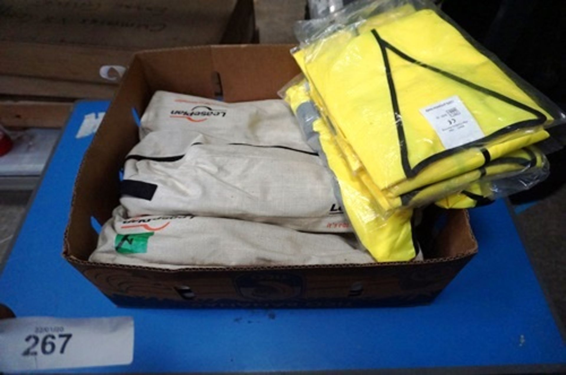 Lot 267 - 3 x Leaseplan emergency road kits - New (GS5)