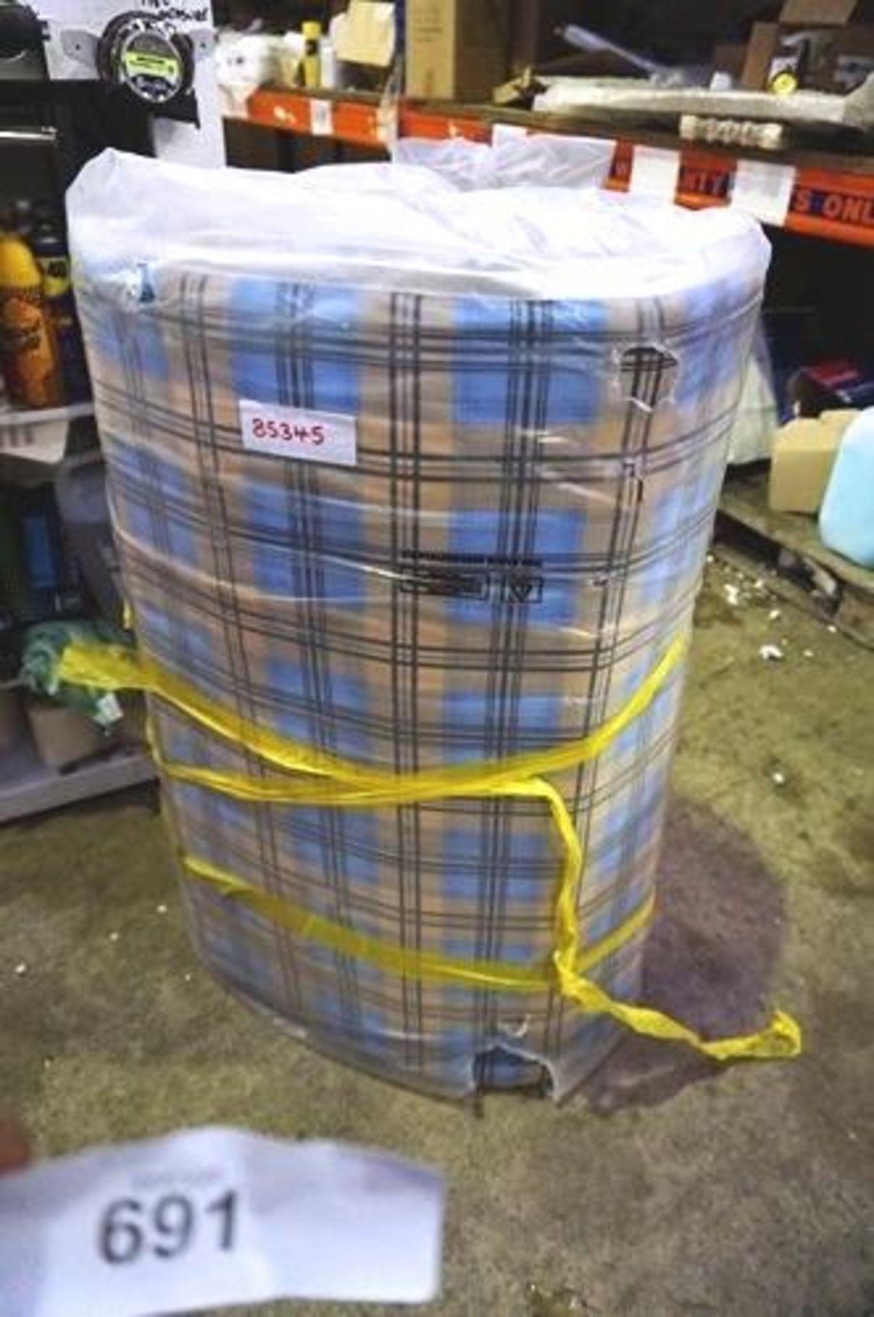 Lot 691 - 1 x Wayfair Essential 90cm x 190cm single mattress - Sealed new (GSF10)