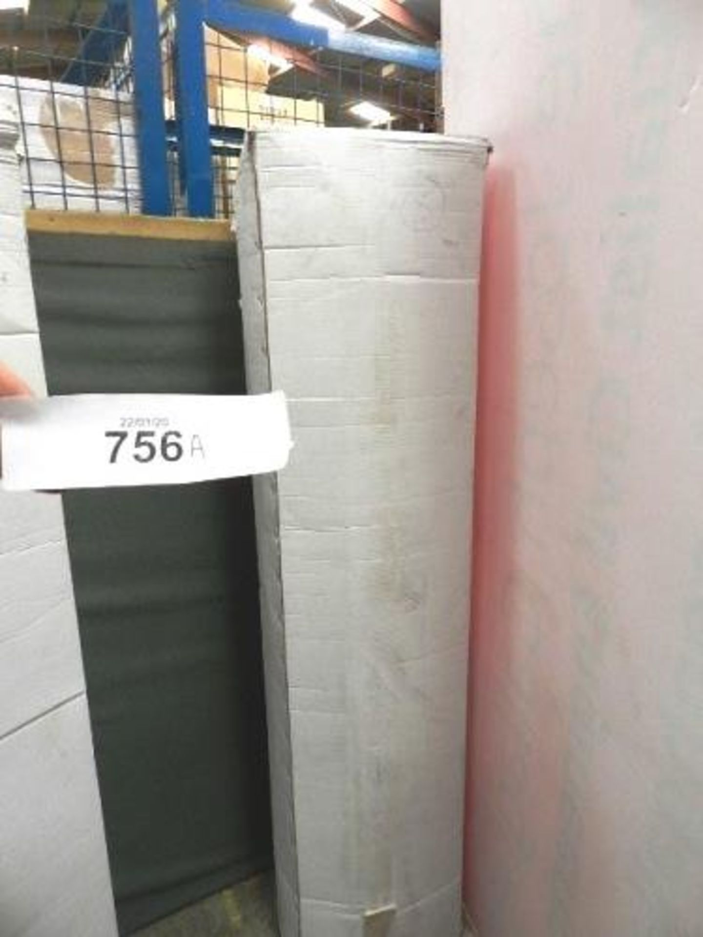Lot 756 - 1 x sprung double mattress, approximately 5ft wide - Sealed new in box (GSF31)