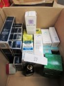 A quantity of skin care products including 9 x Skin Pharmacy Cellusculpt, 10 x Babe Regenerating