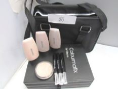 Ellisons Beauty Essentials student starter set, contains and assortment of equipment and colour