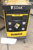 1 x DeWalt DWST1-81048 TSTAK tower - New (GSfloor)