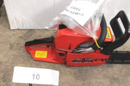 1 x Dirty Pro Tools petrol chainsaw, model YDMBH01-52, 2-stroke - New, unboxed (TC8)