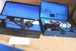 1 x Cadar RS232 measuring tool, 240V and 1 x Cadar testing probe, model RS232 - Untested and not