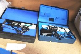 1 x Cadar RS232 measuring tool, 240V and 1 x Cadar testing probe, model BGS 5200 - Untested and