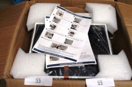 3 x Kyocera EcoSys P2040dn monochrome printer - Refurbished (ES3)