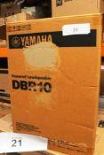 Yamaha DBR10 powered loudspeaker, model BFX01003 - New in box (ES3)