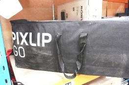 Pixlip Go 1m x 2m lightbox conference display set - Second-hand (ES2)
