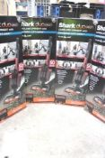 4 x Shark Duo Clean cordless upright vacuum cleaners, IC160UK - Second-hand, untested (ES2)
