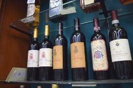 6 x assorted bottles of Spanish wine including 2 x bottles of Ramirez Piscina de la Selecion Reserva