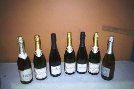 7 x assorted bottles including 3 x 750ml bottles of Stony Brook Vineyards Lyle Methode Cap Classique