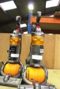 2 x Dyson Ball vacuums, model DC24 532-UK-C89445, both have faulty brush motors, together with a