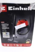An Einhell classic wet & dry vacuum cleaner, model TC-VC1815 - new in box (ES2)