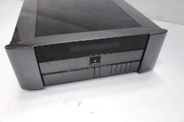 A Meridian 808.3 Signature Reference CD player, model 808V5K1000-34, RRP £3000.00, powers on,