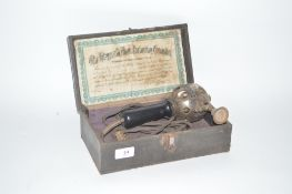 A Vintage Star electric vibrator, by the Fitzgeral