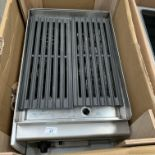 A NAYATI 7KW GAS CHARGRILL in stainless