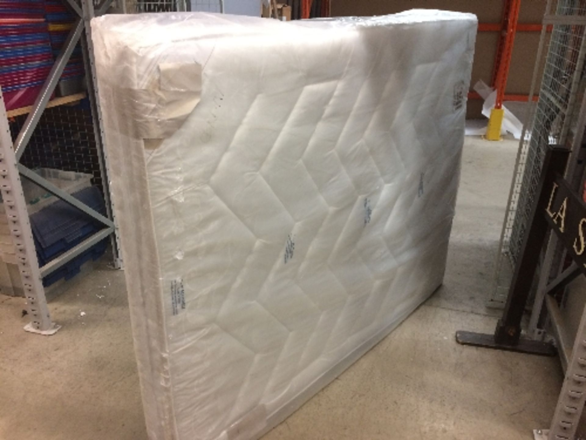 Lot 6 - Mattress 5ft by Marlow Home Co.