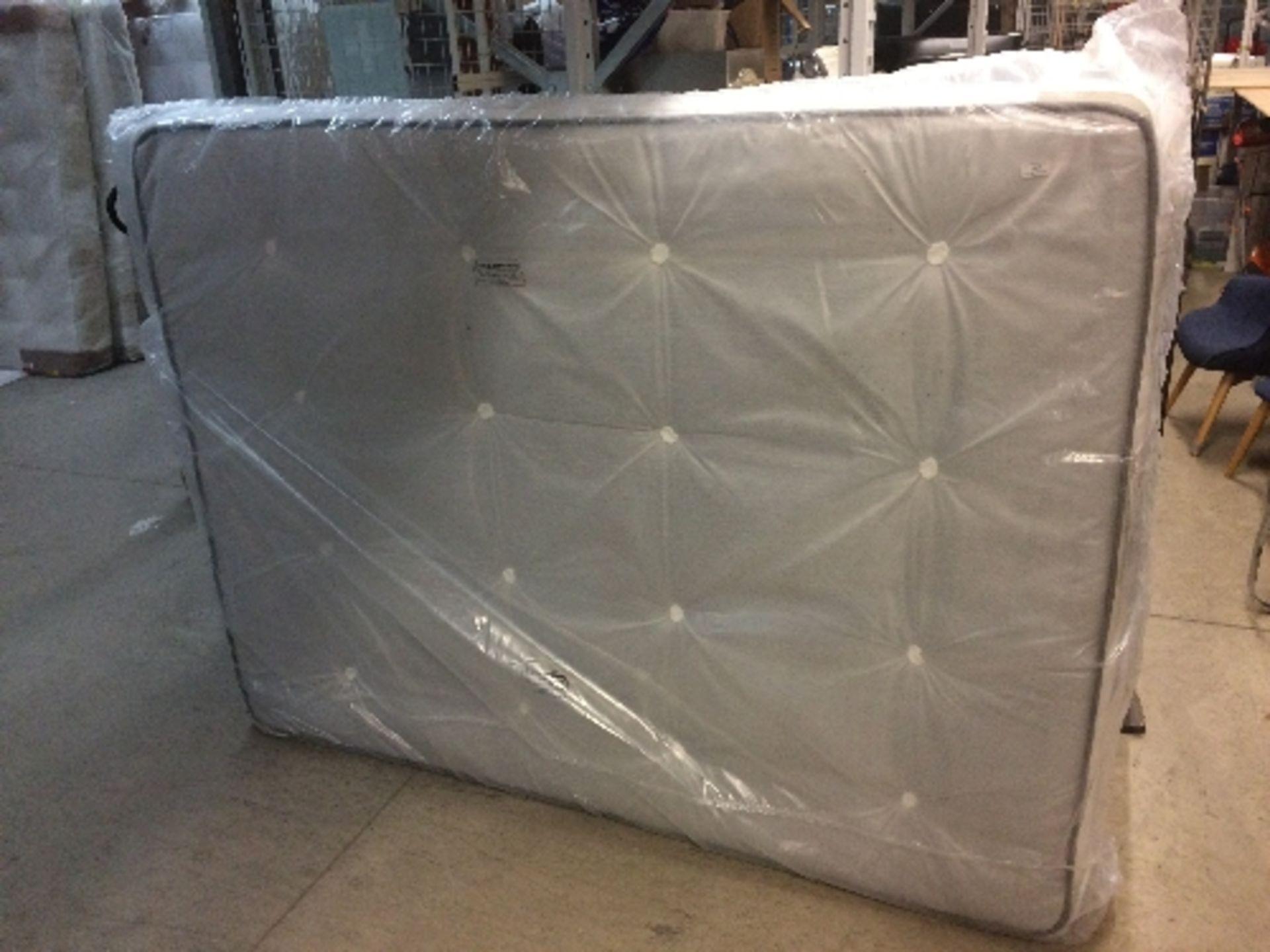 Lot 12 - Pillow Top Pocket 1000 Geltex Mattress 5ft by Silentnight