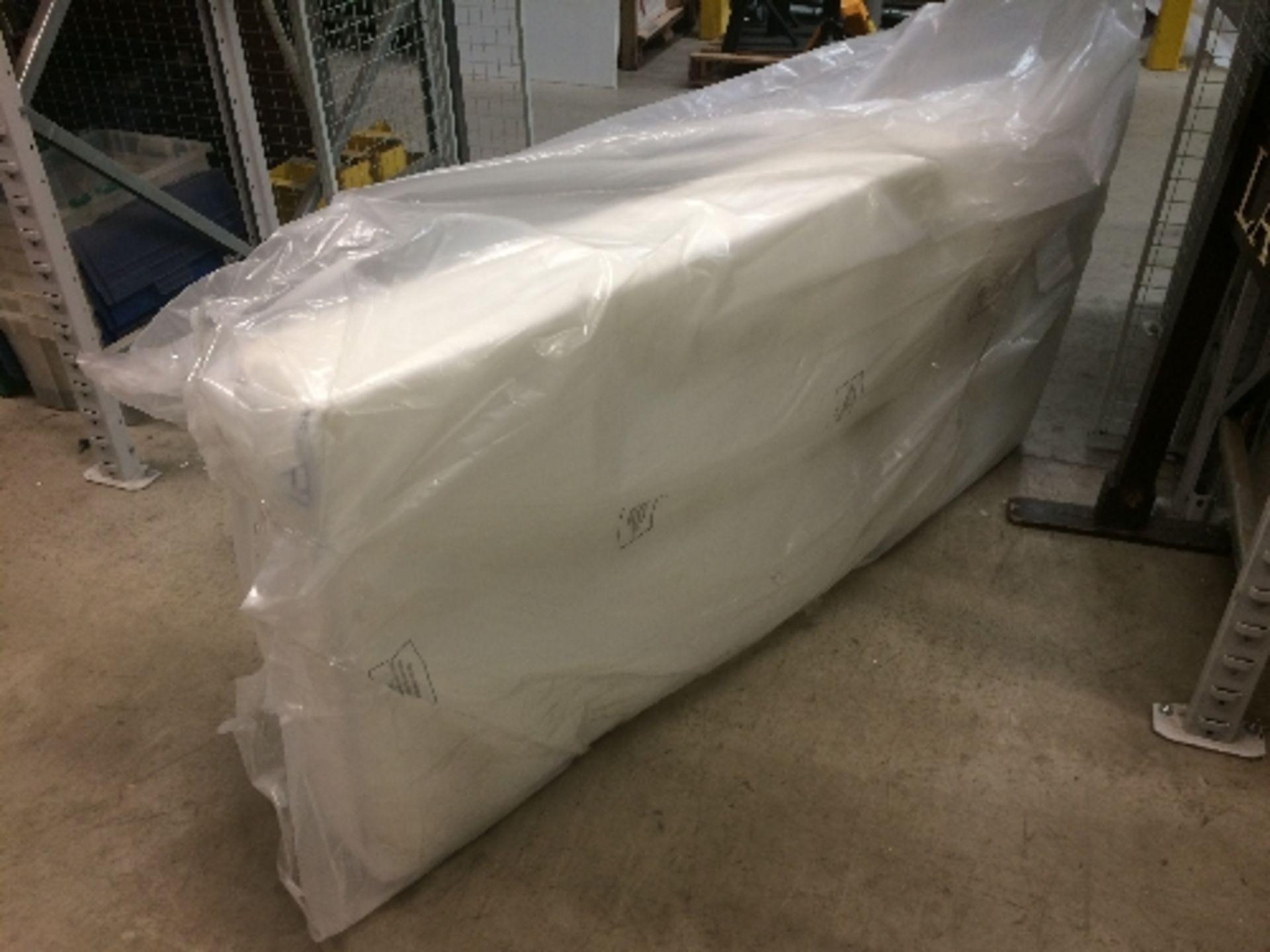 Lot 5 - Mirapocket Ortho 1400 Eco Comfort Mattress 3ft by Silentnight