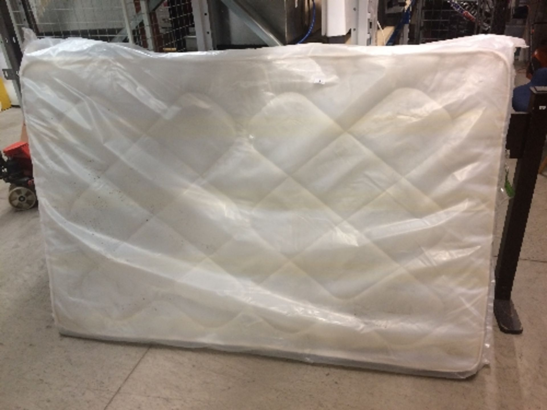 Lot 9 - Carra Double Mattress by Just Kids