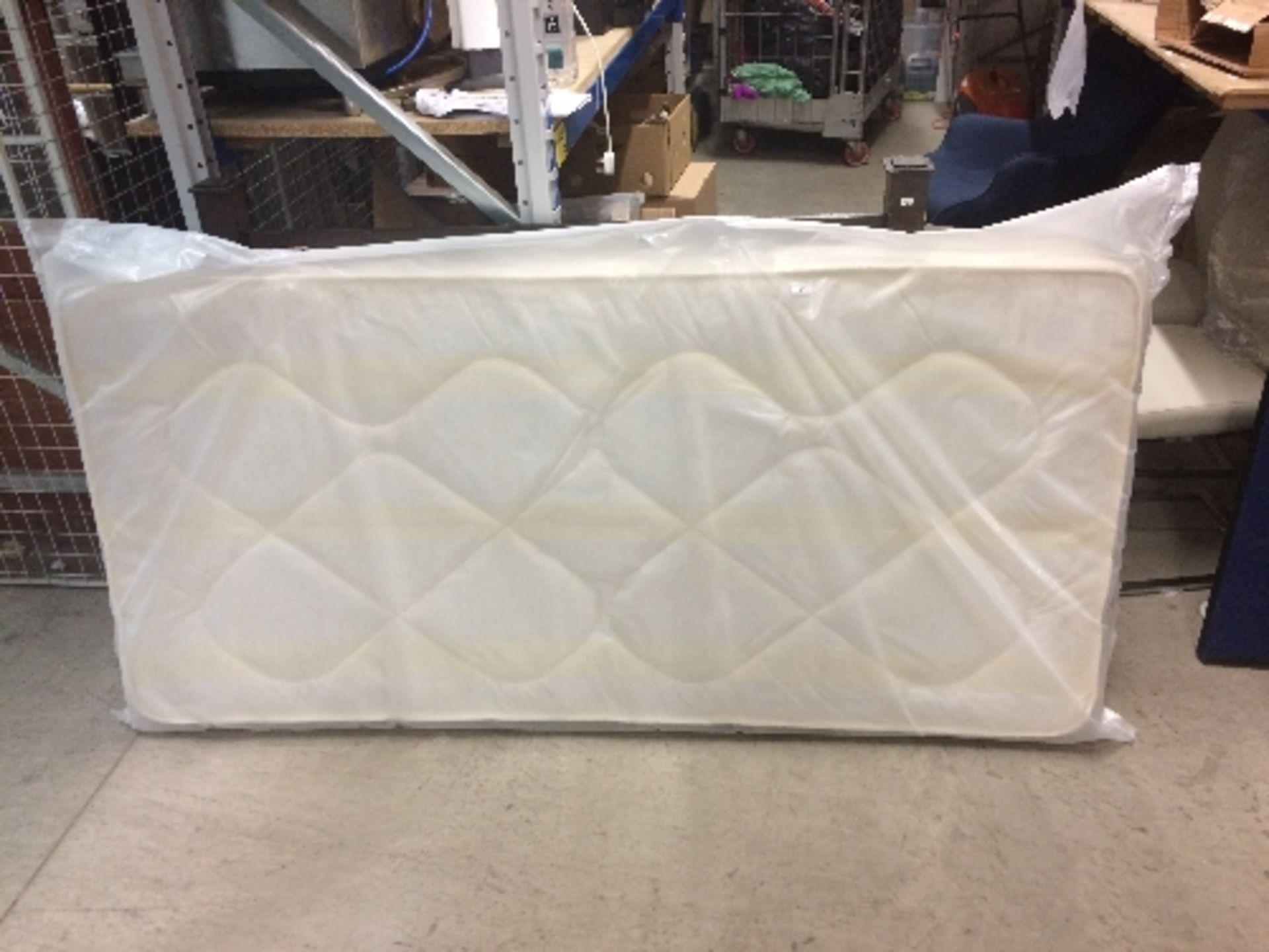 Lot 3 - Memory Foam Mattress 3ft