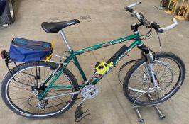 TEAM SARACEN SPORTS BACK TRAX SST TEK gents bicycle,