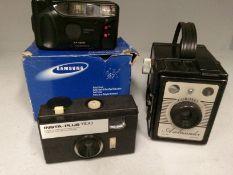 3 x items - Insta-Plus 1100 camera,