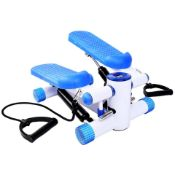 (RU31) Fitness Stepper With Ropes Exerc