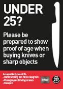 PLEASE READ CAREFULLY PRIOR TO BIDDING SPECIAL NOTICE REGARDING THE SALE OF KITCHEN KNIVES: Please