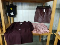 4 ITEMS – MIXED GEORGE SIZE 16 CLOTHES S