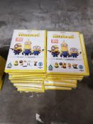 APPROX 35 X MINIONS DVDS