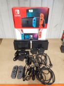 NINTENDO SWITCH ITEMS ***NO SWITCH CONSO