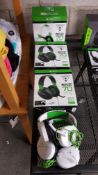 5 X TURTLE BEACH RECON 70 GAMING HEADSET