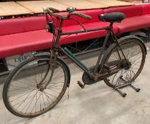 A gentleman's vintage bicycle by Raleigh