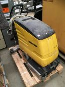 K'Archer BR5320 commercial floor cleaning machine - 110v with 240v extension - not tested by CWH