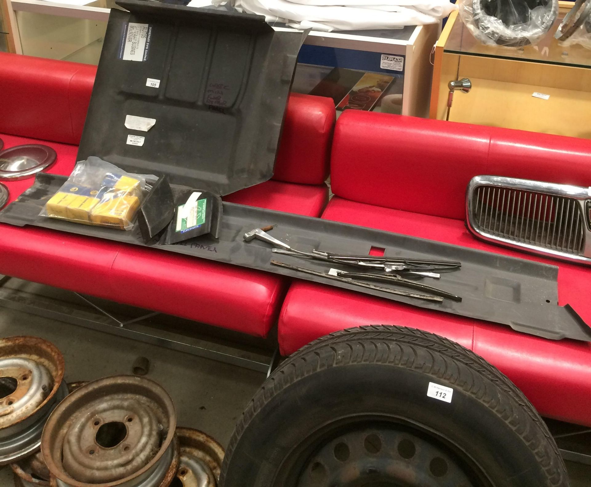 Classic Mini floor repair panel, sill repair panel, scuttle repair panel,