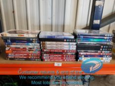31 X MIXED KIDS DVDS TO INC TOY STORY, F